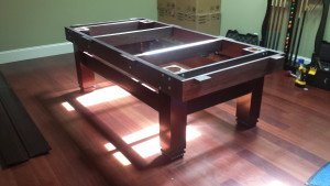 Correctly performing pool table installations, Chambersburg Pennsylvania